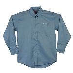 Men's Teal Tradeshow Shirt