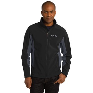 Port Authority Core Colorblock Soft Shell Jacket